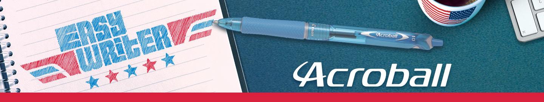 Pilot - Ballpoint pen - Acroball