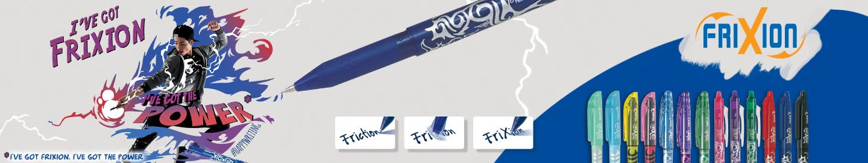 Pilot FriXion termosensibile penne