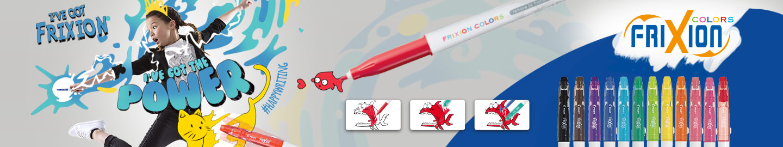 Pilot FriXion Colors termosensibile pennarelli colorati