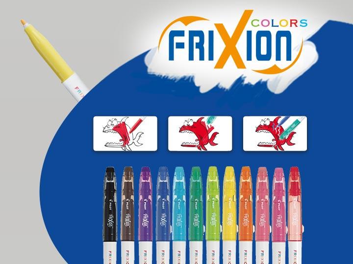 Termosensibile pennarelli, FriXion Colors Pilot