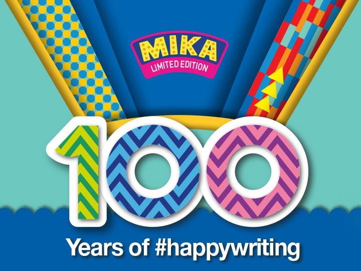 Pilot 100° anniversario con Mika