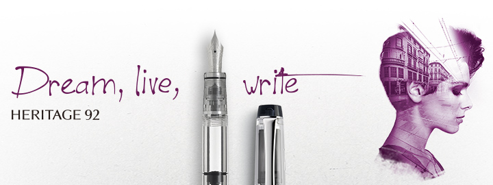 Pilot - Fine Writing - Heritage 92 White