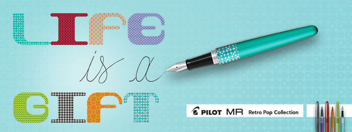 Pilot MR Retro Pop Collection