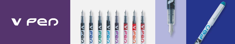 V-Pen - Fountain pen - Pilot