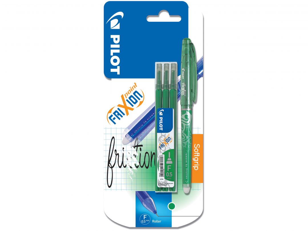 Blis FriXion Point 0.5 G - 3 Refills Set