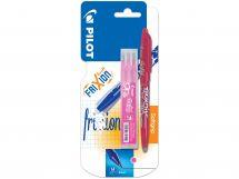 Blis FriXion Ball 0.7 Pink - 3 Refills Set