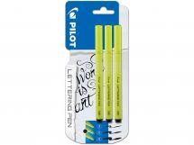 Blis 3 Lettering Pen 1.0 2.0 3.0 B - Cross Merchandising
