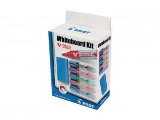 V-Board Master - Whiteboard Kit  - Colori assortiti - Punta Media