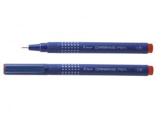 Drawing Pen 02 - Pennarello - Rosso - Punta Fine